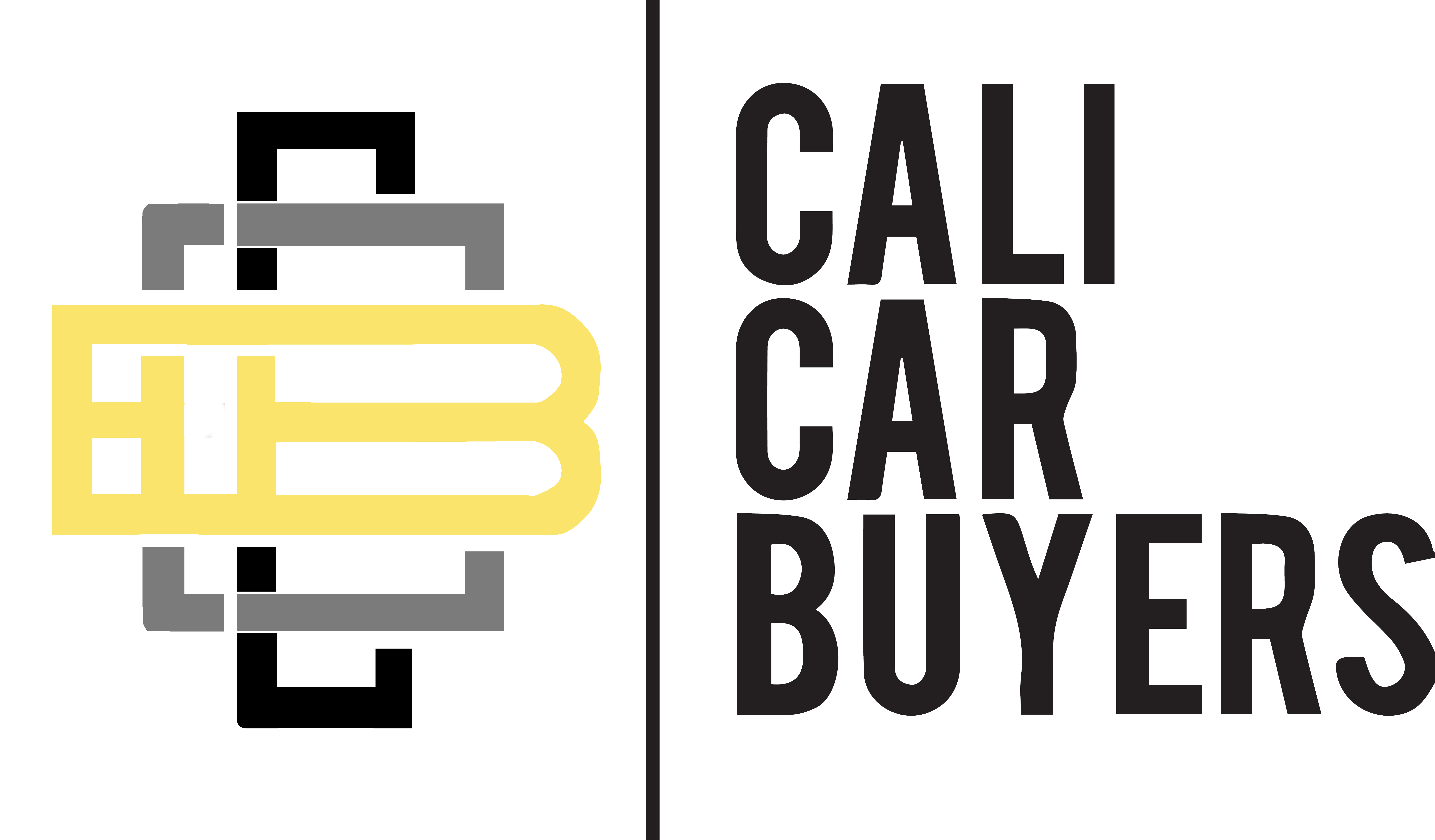 Cali Car Buyers best place to sell your car in Los Angeles logo